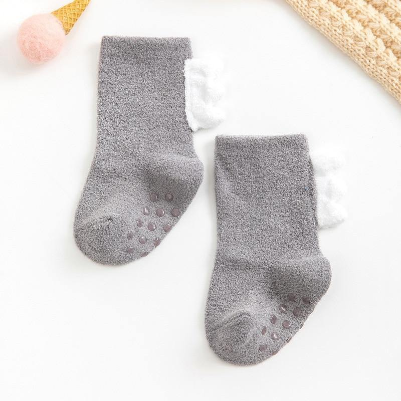 Dinosaur Socks | 0-36M - MonkeyPiggy
