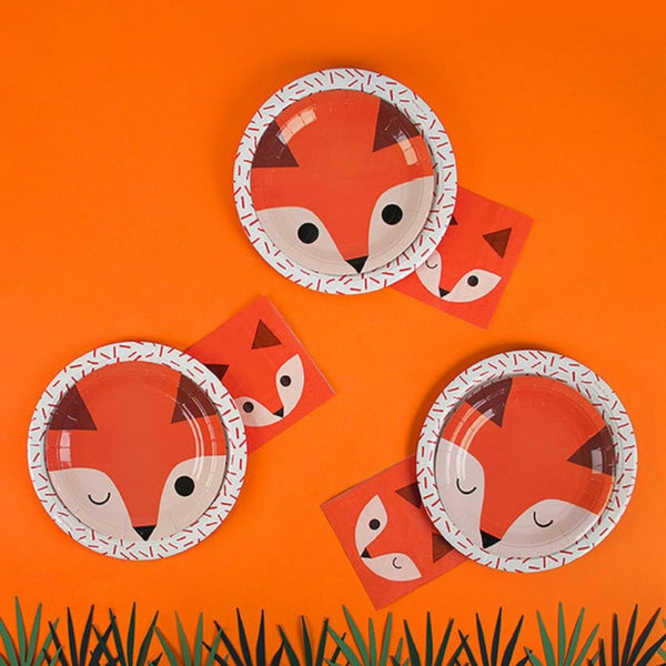 Platos Mini Fox
