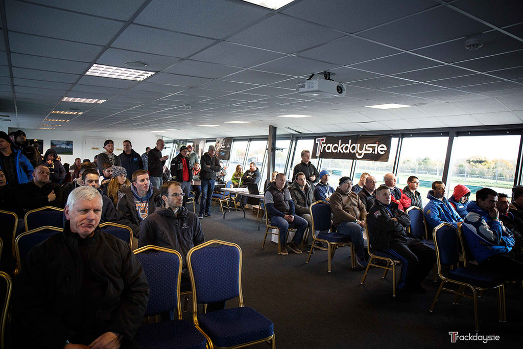 Track Day Drivers Briefing