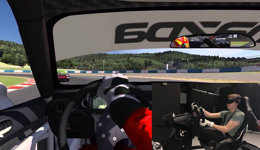 Win Your Next Trackday Virtual Reality Sim Racing With VR Motion