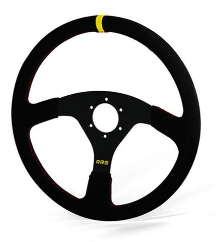 rrs 350mm steering wheel flat