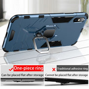 Ring & Magnetic Car Holder iPhone Case - BRYCOS