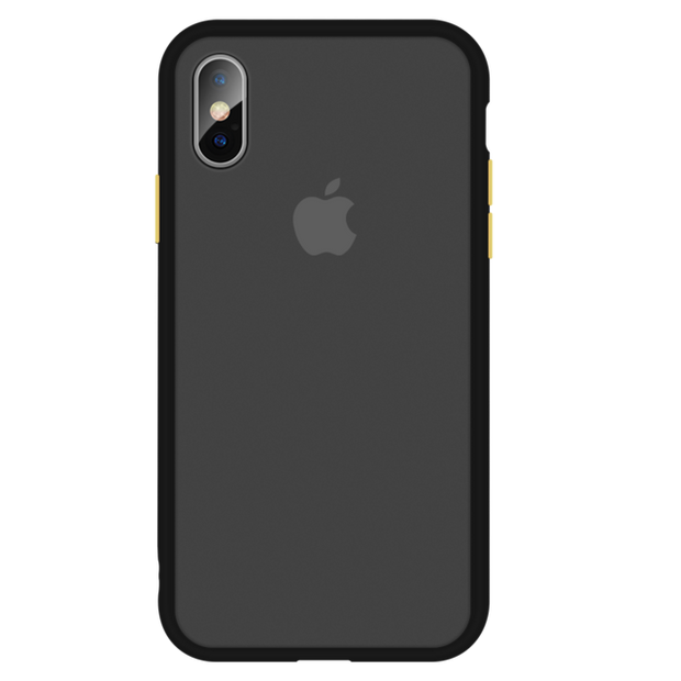 Transparent Armor iPhone Case - BRYCOS