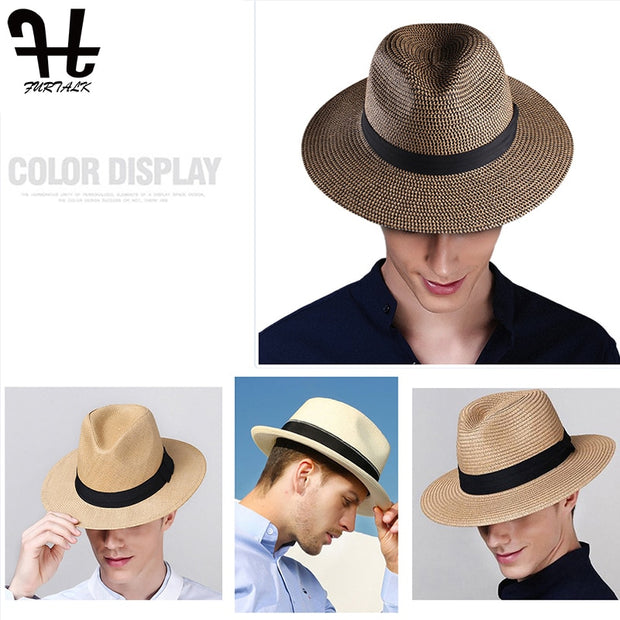Summer Sun Hats for Men - BRYCOS