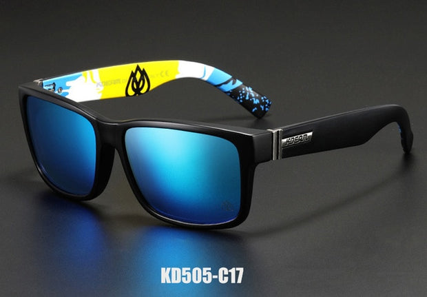 Polarized Shockingly Colors Sun Glasses - BRYCOS