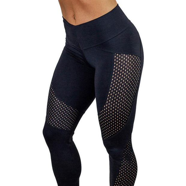 Fashion Hot High Waist Yoga Gym Pant - BRYCOS