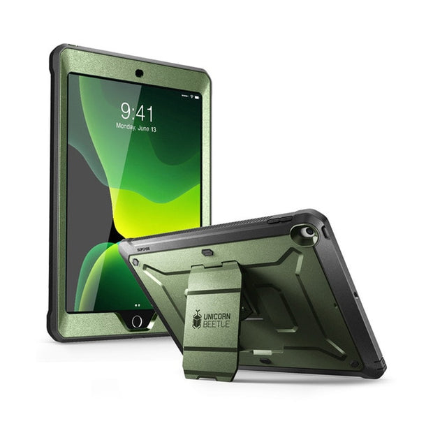 Full-body Cover with Protector & Kickstand for iPad - BRYCOS