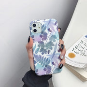 Fall Flowers Freshness iPhone Case - BRYCOS