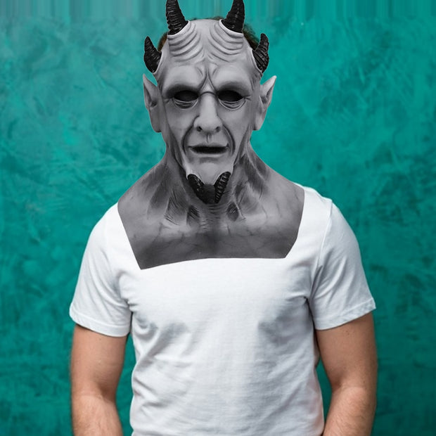 Sin of Pride Hexagon Demon Cosplay Mask - BRYCOS