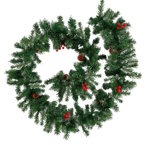 Artificial Garland For Christmas Home Decoration - BRYCOS