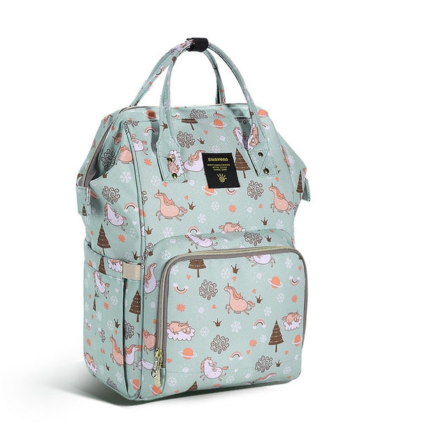 Designer Travel Bag For Moms - BRYCOS