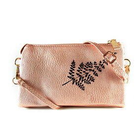 The Convertible crossbody handbag
