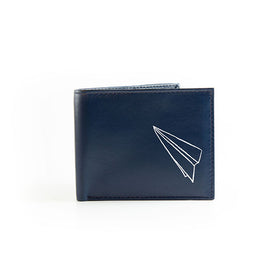 The Traditional bi-fold wallet