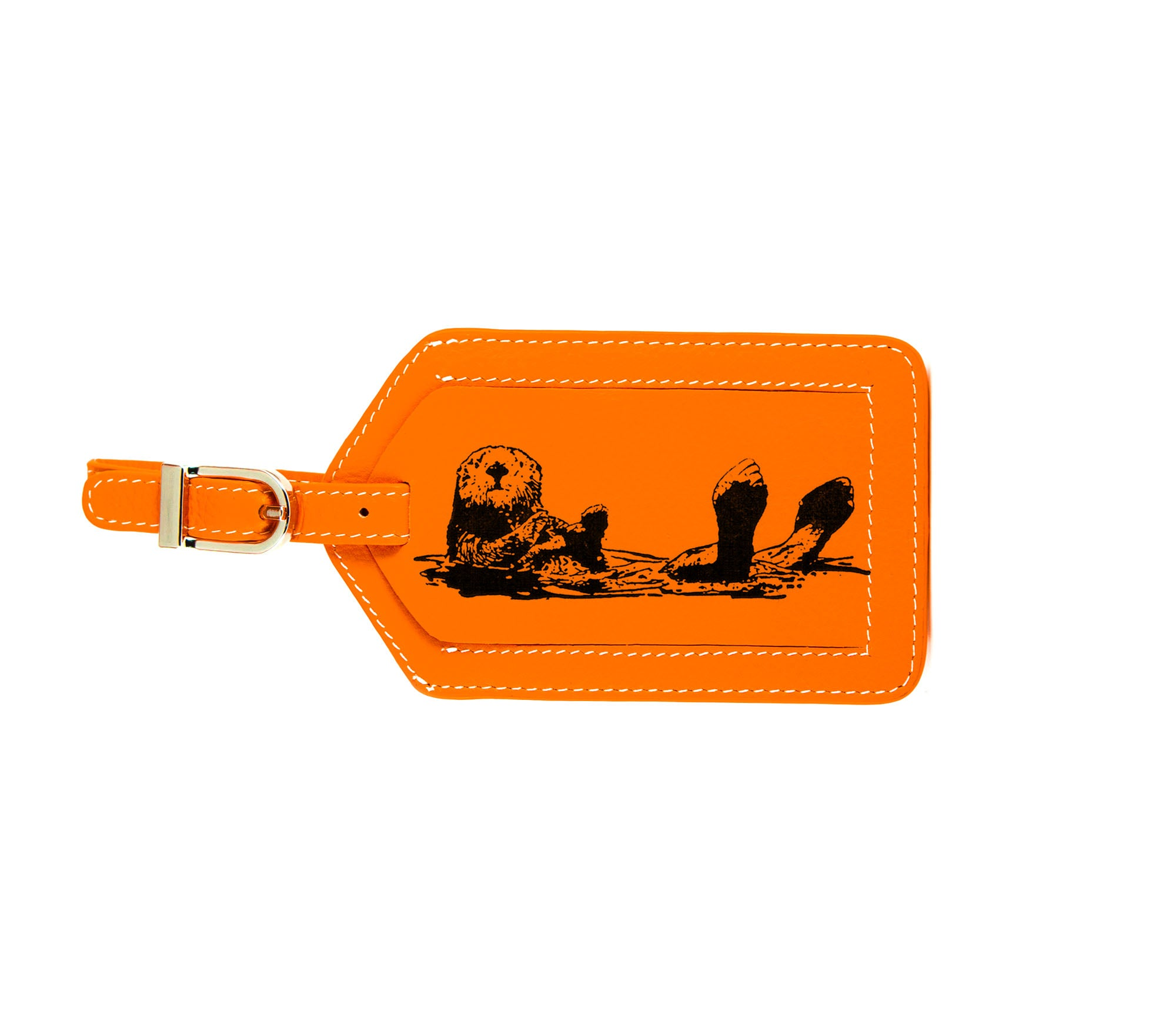 "The ""It's Mine!"" - Orange (Black Print)"