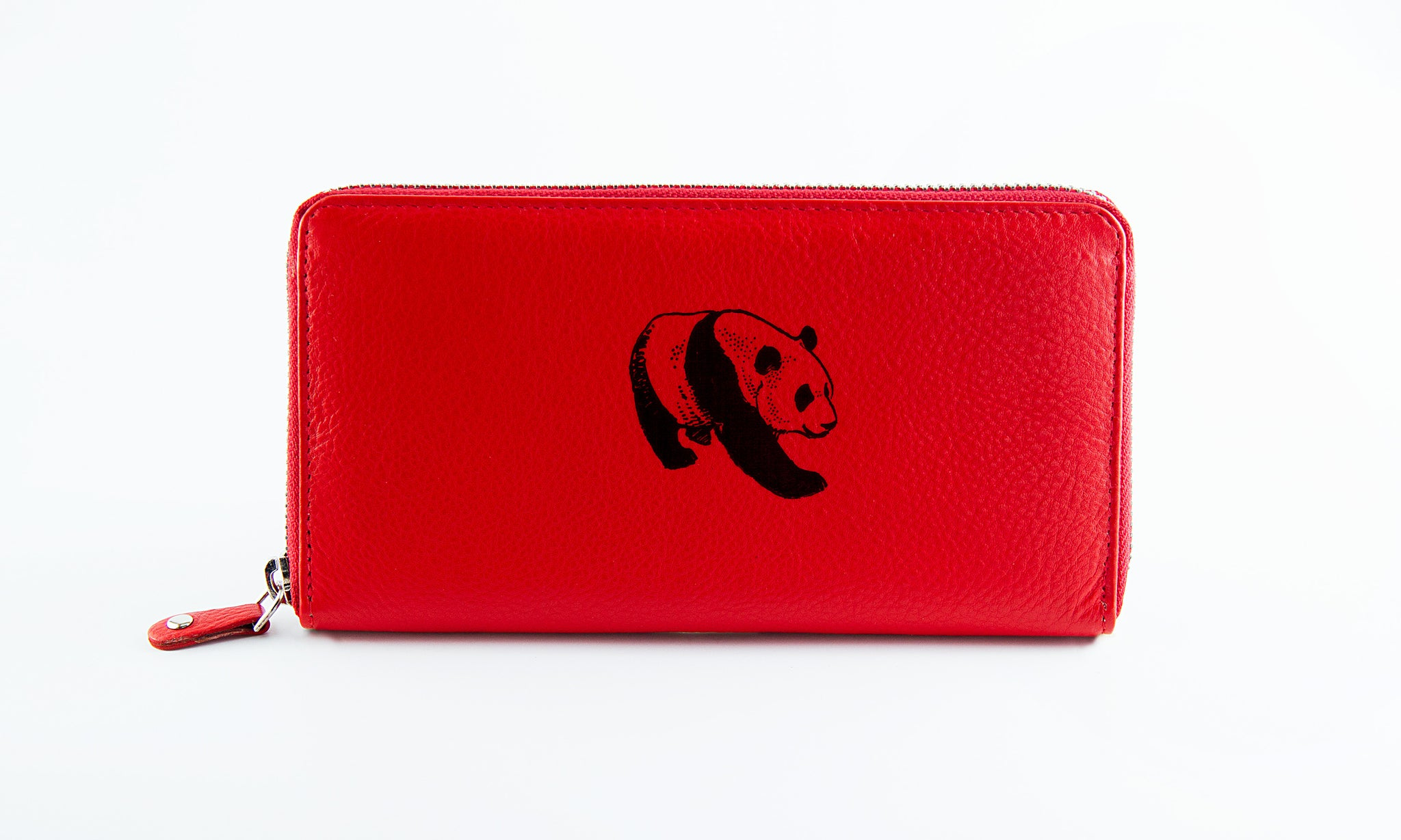 The Clutch - Red (Black Print)