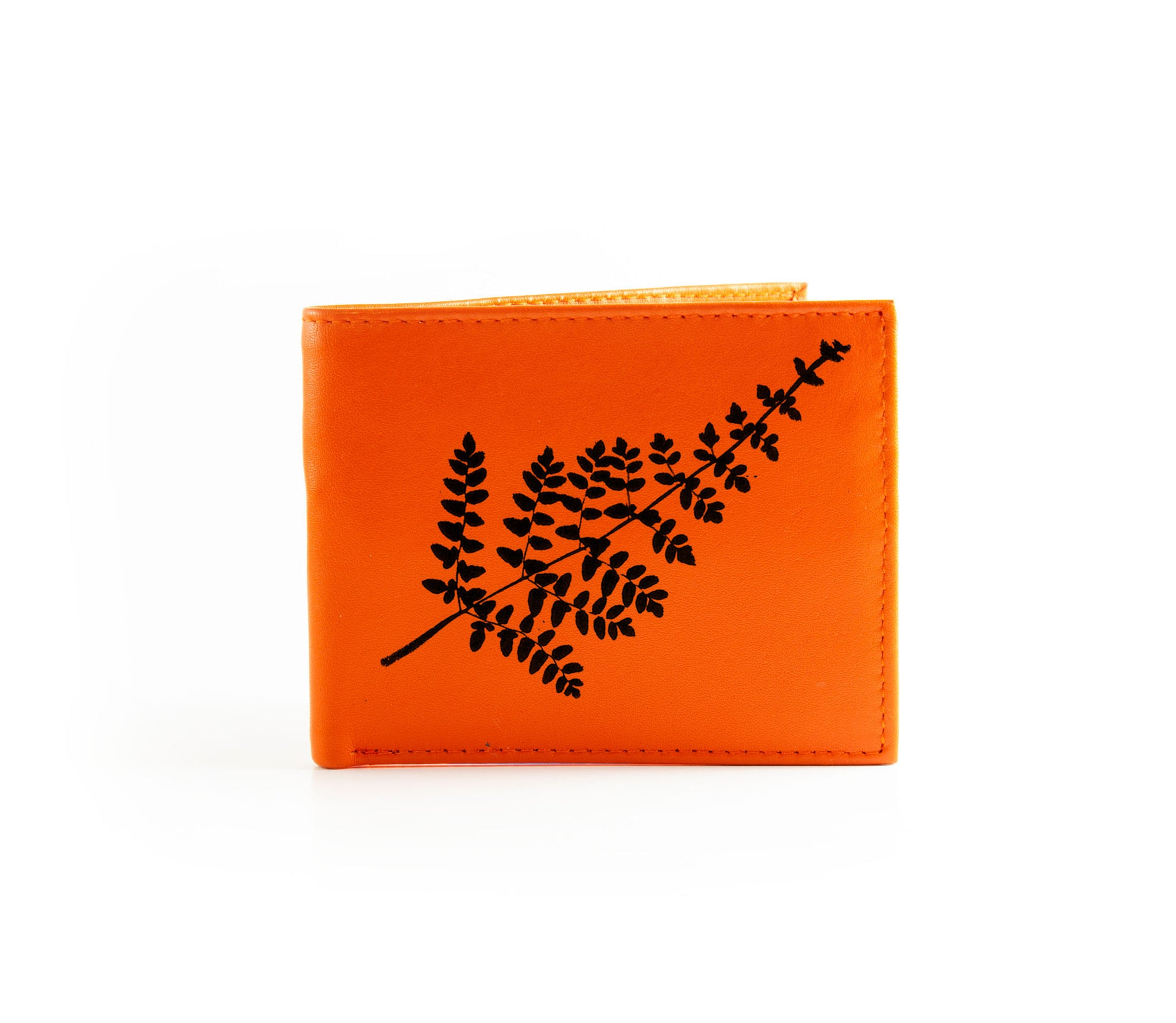 The Traditional - Orange (Black Print)