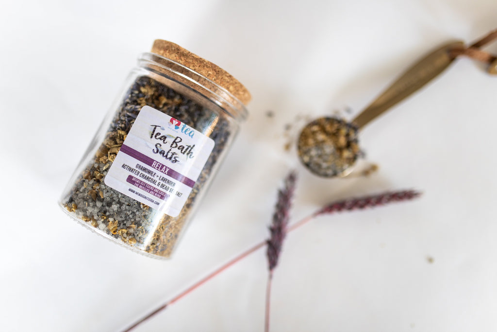 Relax Tea Bath Salt