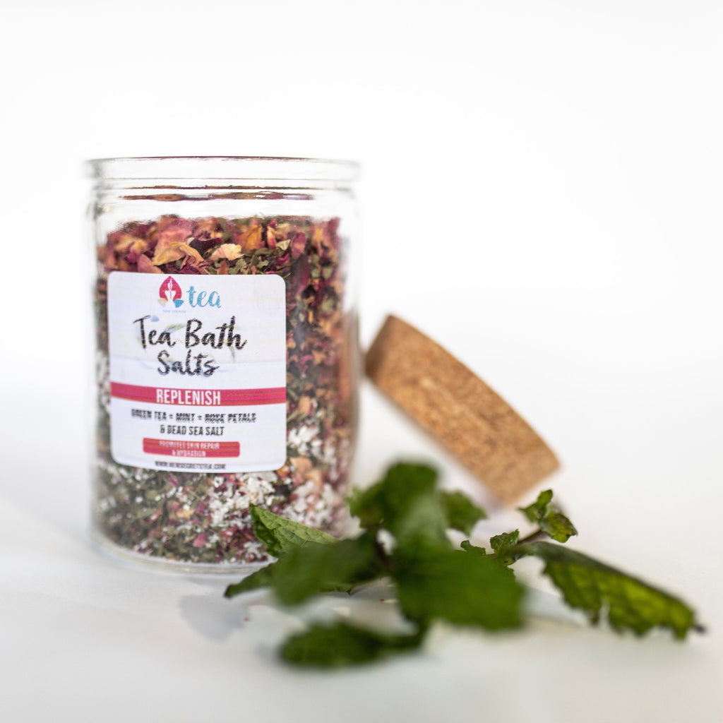 Replenish - Tea Bath Salt