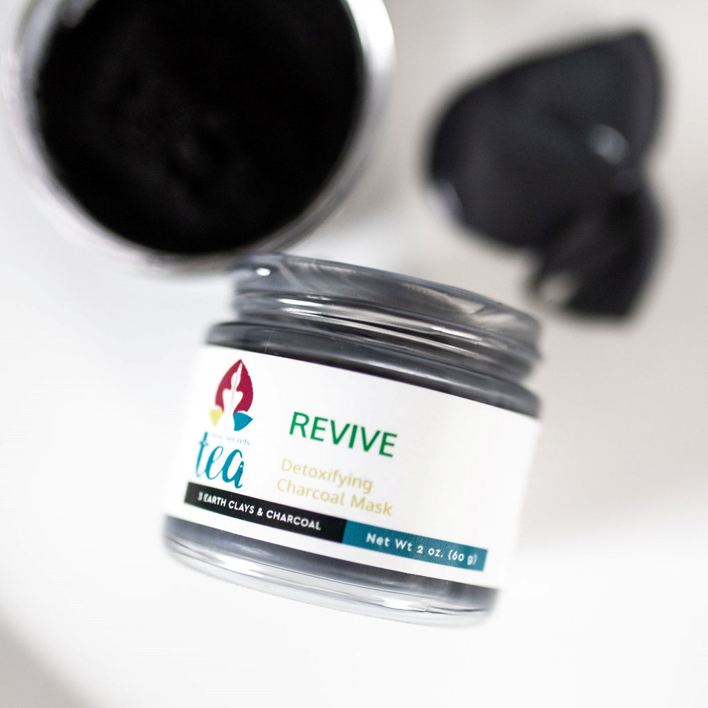 Revive - Detoxifying Activated Charcoal Mask