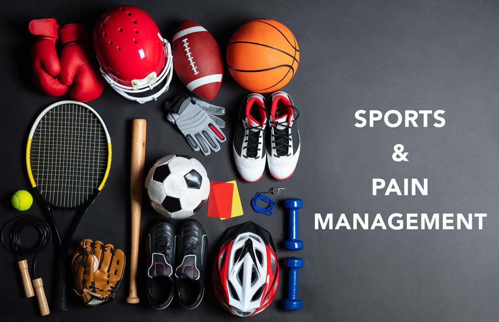 Sports and Pain Management Blog Post Photo