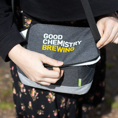 Good Chemistry Branded, 100% Recycled Cool Bag