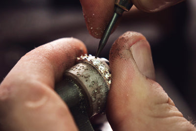 Jewelry Repair with Cleaning