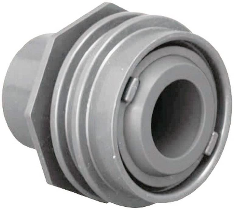 "1.5"" PVC RETURN EYEBALL FITTINGS"