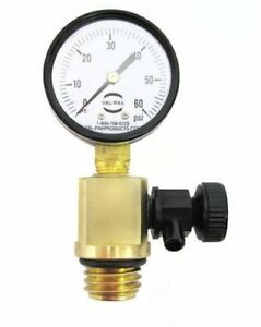 Brass Air Relief Valve Assembly for SM/SMBW® Filter Tank
