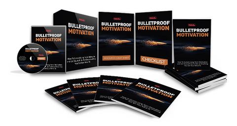 Bulletproof Motivation Webdu E-Book