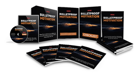 Bulletproof Motivation Webdu Course