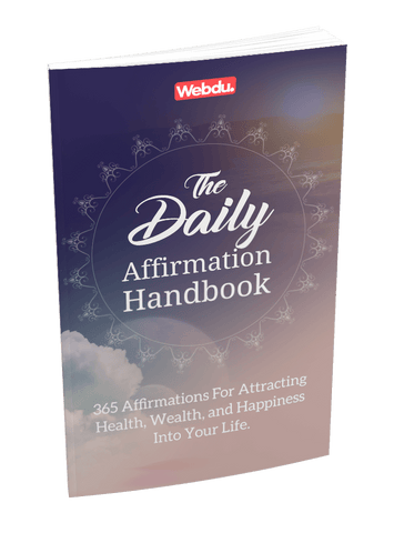 The Daily Affirmation Handbook Webdu Course