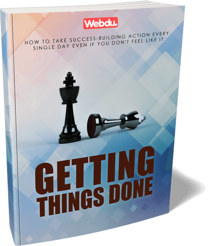Getting Things Done Webdu Course