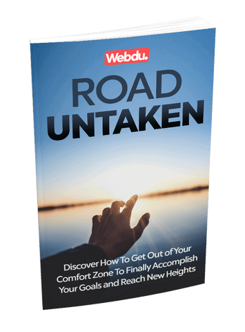 Road Untaken Webdu E-Book