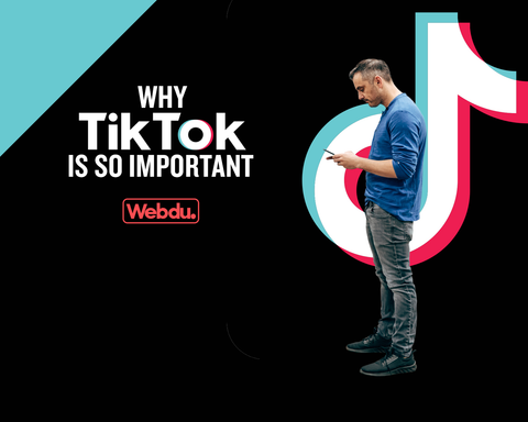 TikTok Marketing Webdu Course