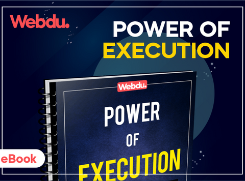 Power of Execution Webdu E-Book