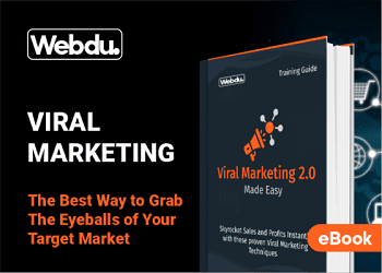 Viral Marketing Complete Webdu E-Book