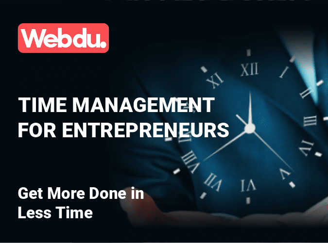 Time Management Webdu Course