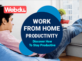 Work From Home Productivity Webdu Course