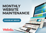 Monthly Website Maintenance
