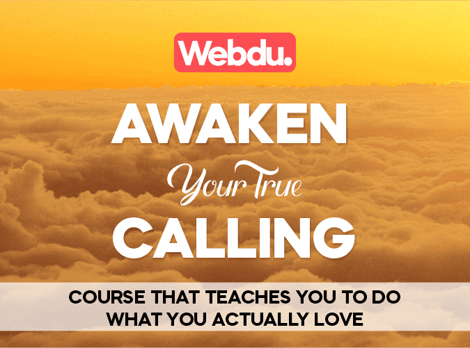 Awaken Your True Purpose Webdu Course