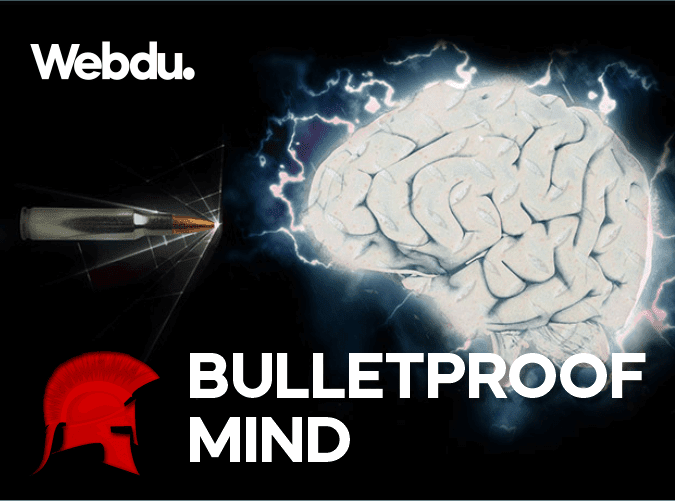 Bulletproof Mind Webdu Course