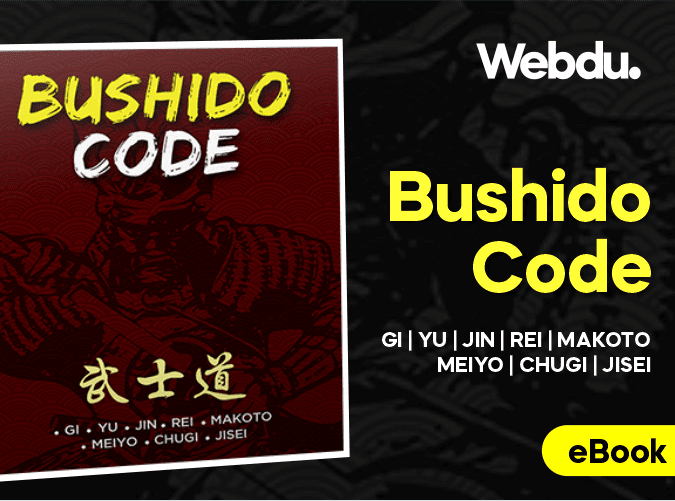 The Bushido Code Webdu E-Book