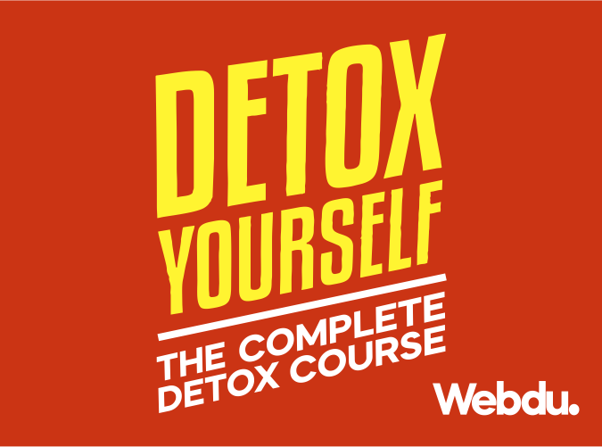 Detox Yourself Complete Webdu Course