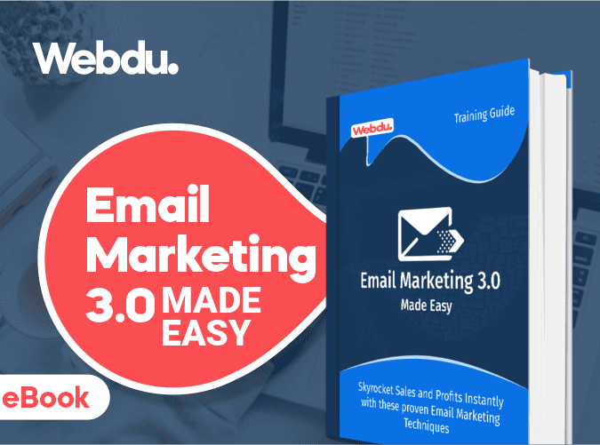 E-Mail Marketing 3.0  Webdu E-book