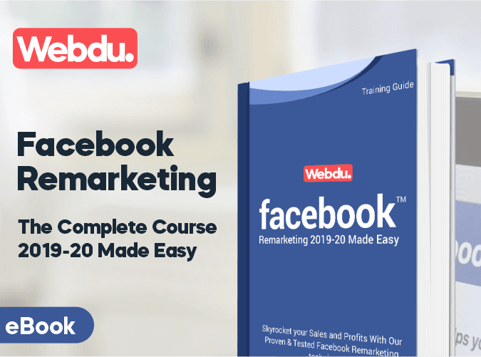 Facebook Remarketing Webdu E-Book