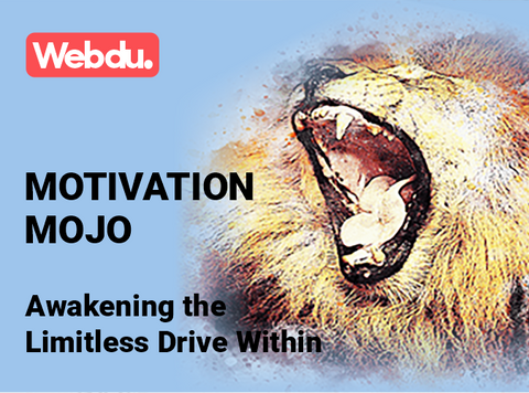 Motivation Mojo Webdu Course