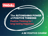 The Power of Positive Thinking Webdu Course