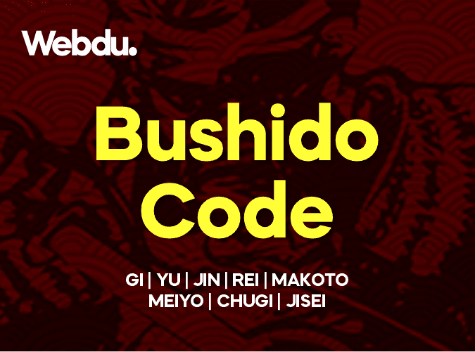 The Bushido Code Webdu Course