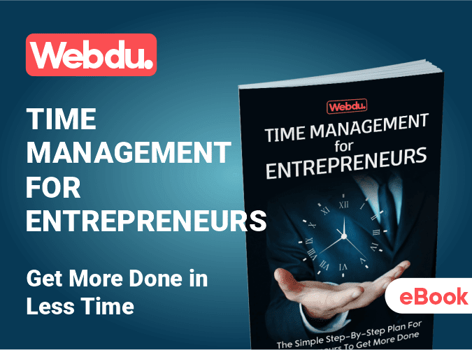 Time Management Webdu E-book