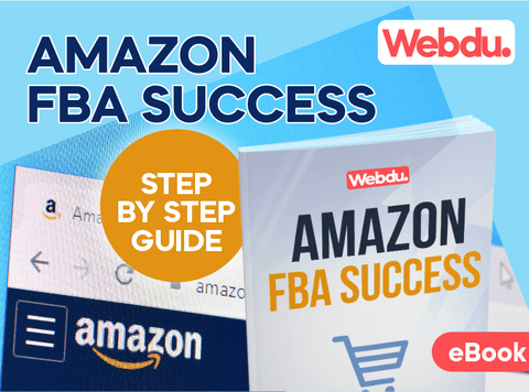 Amazon FBA Success Webdu E-Book